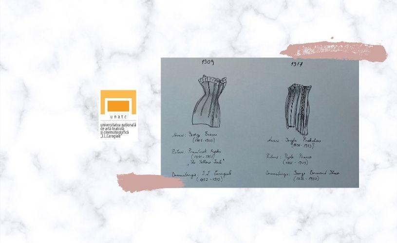 GALERIE FOTO Design de Costum – Evoluția în timp a corsetului