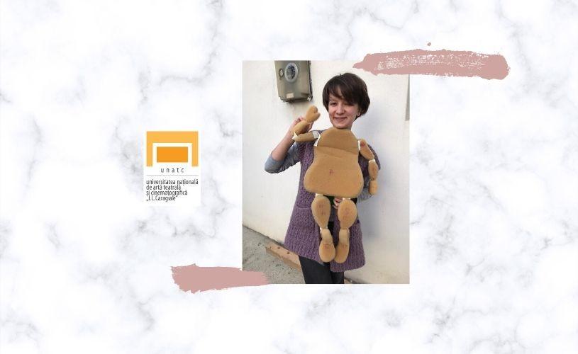 FOTO/VIDEO Proiect la anul II, Păpuși Marionete – UNATC