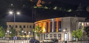 Teatrul de Maghiar de Stat Cluj va juca pe malul Someșului