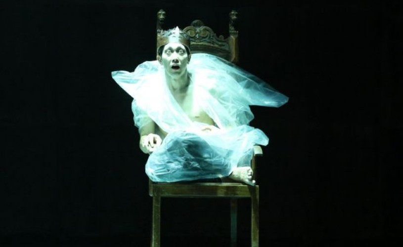 """Richard al III-lea"", regizat de Silviu Purcărete la Tokyo Metropolitan Theatre, la FITS online"