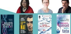 Agenda evenimentelor Humanitas și Humanitas Fiction între 15 și 21 iunie