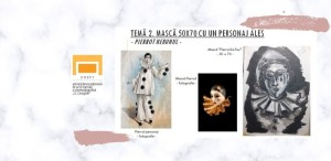 VIDEO Masca - Atelier de creație la UNATC