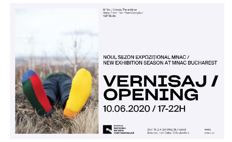Noul sezon expozițional, la MNAC: ARTA CA LIANT SOCIAL
