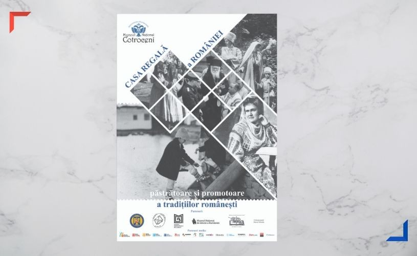 """Muzeul Naţional Cotroceni deschide expoziția """"Casa Regală a României, păstrătoare și promotoare a tradițiilor românești"""""""