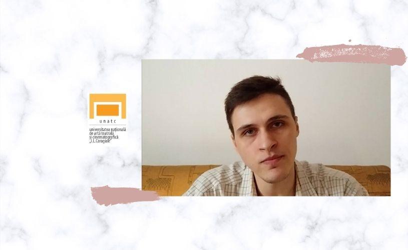 "VIDEO ""Rituri de trecere"" de Mihai Ignat, Păpuși Marionete, UNATC"