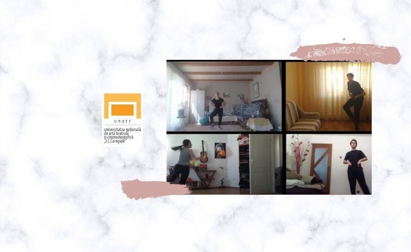 VIDEO Commedia Dell'Arte – Departamentul Păpuși – UNATC