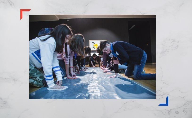 """Final pentru proiectul european """"Inimi tinere – Educație sentimentală prin cultură pentru preadolescenți"""""""