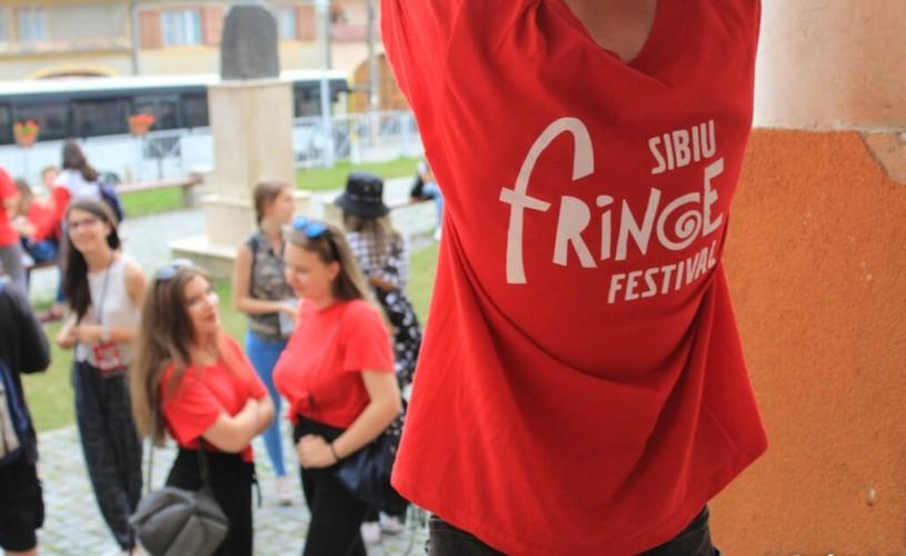 Începe Fringe Festival Sibiu