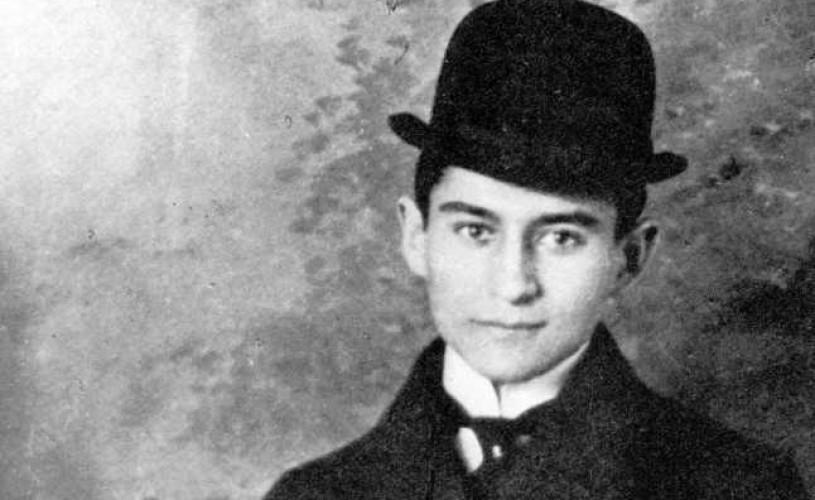 Copilul fără copilărie: Franz Kafka