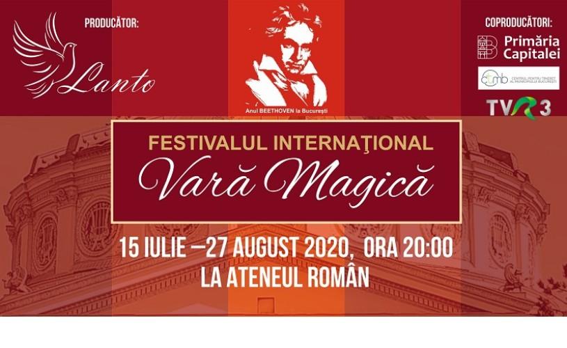 Vara Magică începe la Bucureşti în aer liber, pe 15 iulie