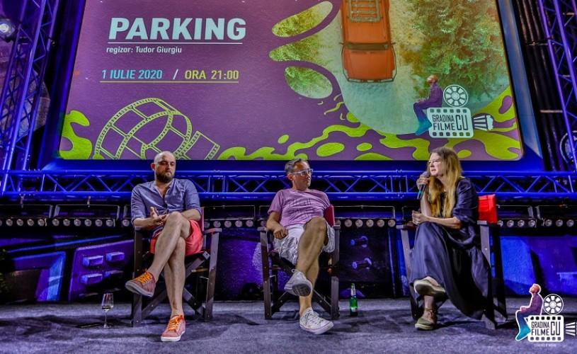 S-a deschis Grădina cu Filme – Cinema & More