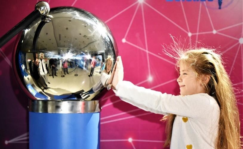 """S-a redeschis expoziția """"Interactive Science"""""""