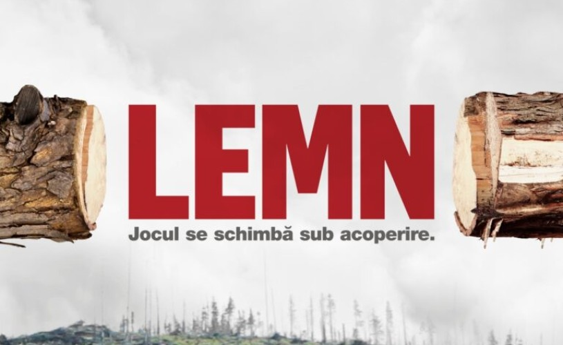 """""""Lemn"""", filmul care vorbește despre tăierile ilegale de păduri și comerțul cu lemn, în premieră națională la TIFF 2020"""