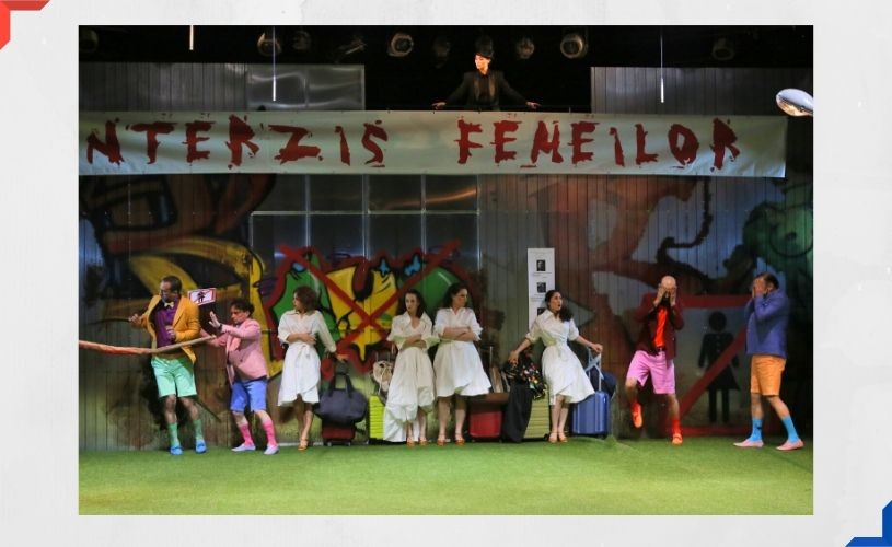 """Teatrul """"Bulandra"""" deschide cea de-a IV-a ediție a evenimentului """"Teatru în TVR""""!"""