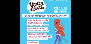 UNDERCLOUD13, o nouă scenă outdoor, la Muzeul Grigore Antipa