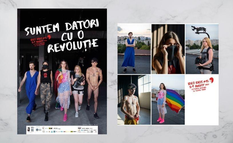Provocarea IDEO IDEIS #15: Suntem datori cu o revoluție!