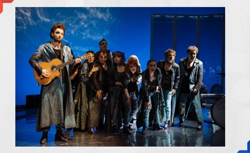 Jurnalul lui Robinson Crusoe @Stagiunea estivală a Teatrului Odeon @Herăstrău