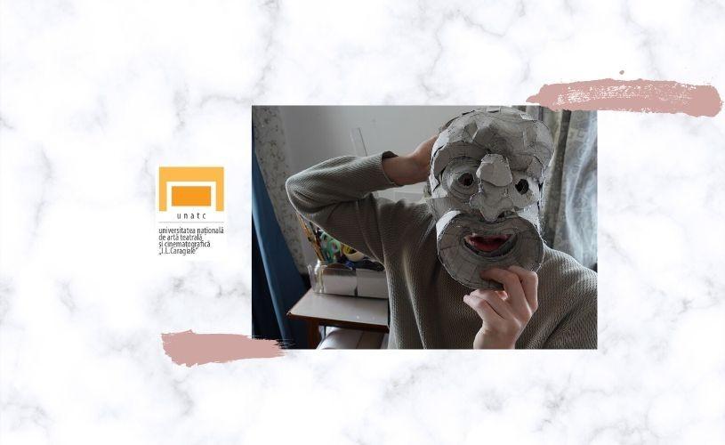FOTO / VIDEO Theodor Niculae – Commedia dell'arte, UNATC