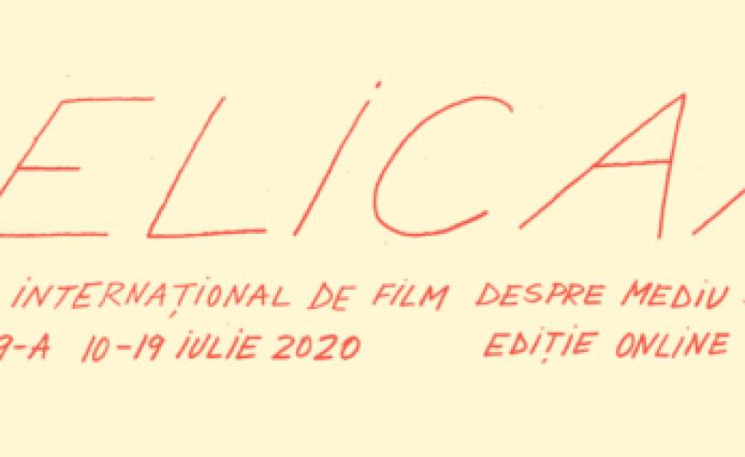Începe Pelicam online, cel mai verde festival de film din țară