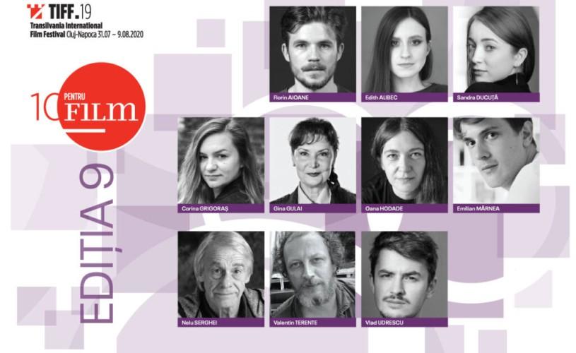 10 pentru FILM la TIFF 2020