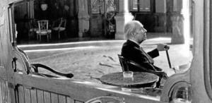 Borges în 5 scene de viață