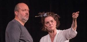 """""""Seri fantastice"""" la MNAR: două spectacole ale Teatrului Evreiesc de Stat se joacă în Curtea de Onoare a muzeului"""