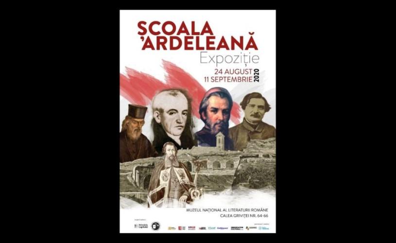 Școala Ardeleană la Muzeul Național al Literaturii Române