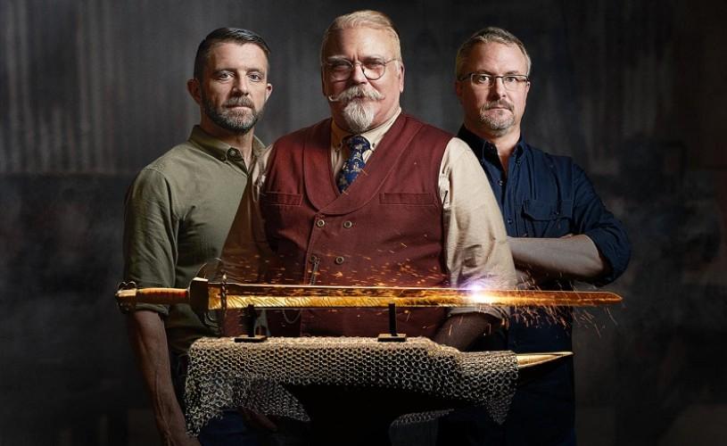 """Din 13 august, History difuzează, în exclusivitate, serialul-concurs """"Arme născute din foc: Înfrânge-i pe jurați"""""""
