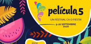 A V-a ediție Película: filme online și în aer liber, între 9 și 16 septembrie