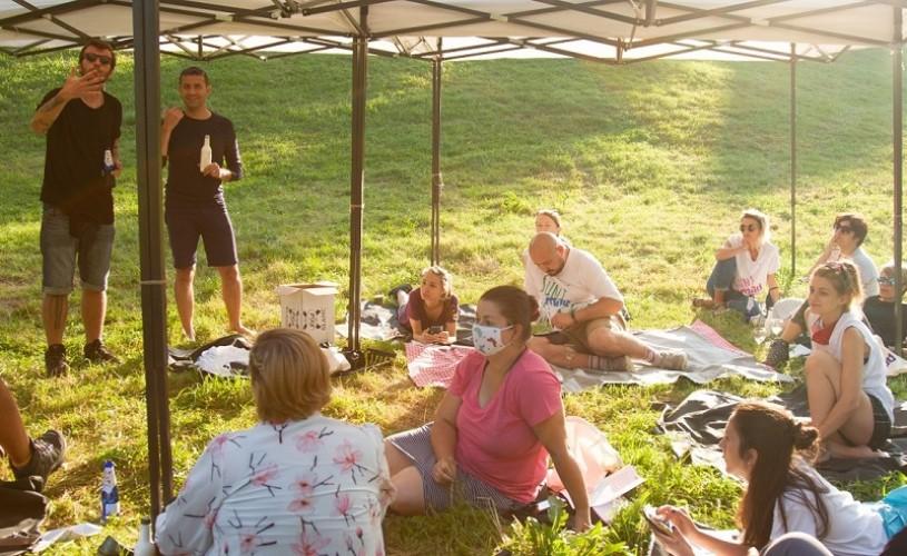NO.MAD Talks a organizat prima tabără pentru comunitatea de freelanceri