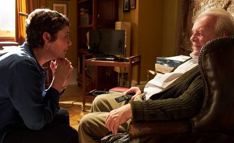 """De la Sundance în deschiderea Anonimul: """"The Father"""", cu Anthony Hopkins și Olivia Colman"""