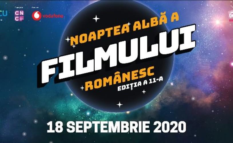 Ce vedem la Noaptea Albă a Filmului Românesc
