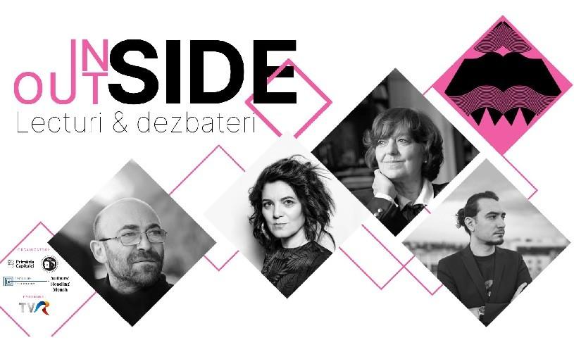 Inside-Outside: lecturi și dezbateri ce aduc atmosfera unui festival din Cehia la București