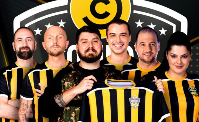 Un nou sezon Comedy Club: Comedianții preferați ai românilor revin la Comedy Central din 4 octombrie