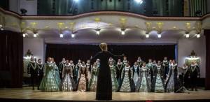 """Corul Național de Cameră """"Madrigal - Marin Constantin"""" susține un nou concert """"Ave Maria"""""""