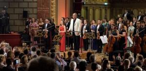 Turneu național aniversar al Orchestrei Române de Tineret: Uniunea Compozitorilor și Muzicologilor din România împlinește 100 de ani
