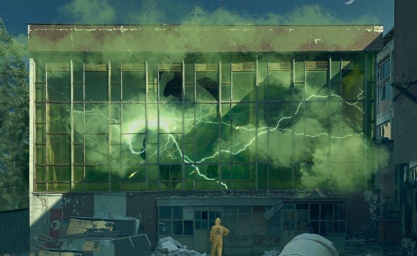 """""""A jovian storm"""", instalație interactivă susținută de Conceptual Lab by Theo Nissim, prezentată în cadrul H3 Garden de la București"""