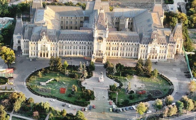 Curiozități despre Palatul Culturii din Iași