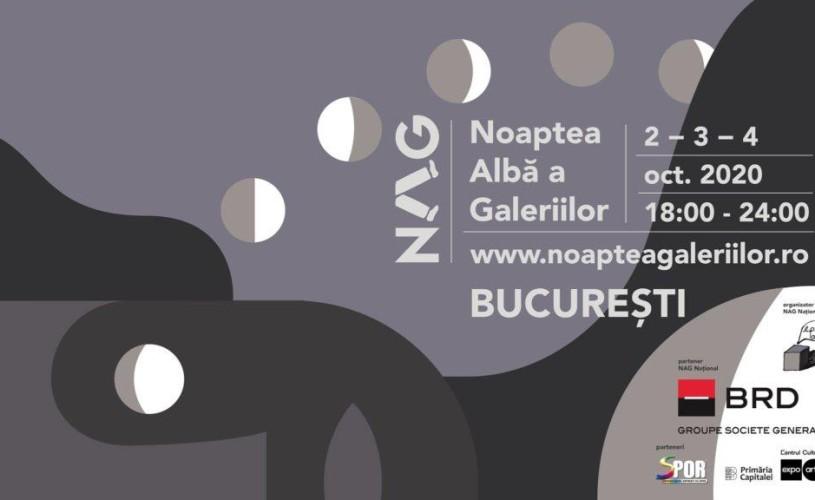 Noaptea Albă a Galeriilor aduce evenimente în 11 orașe din țară