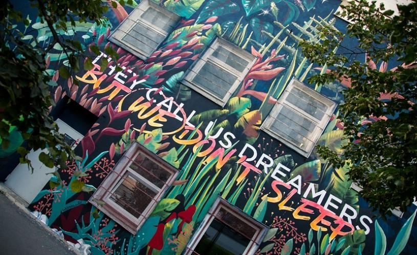 Trasee culturale dedicate artei urbane, în patru orașe din România