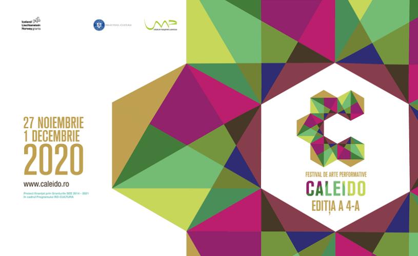 20 de spectacole online, în festivalul multicultural de arte performative Caleido