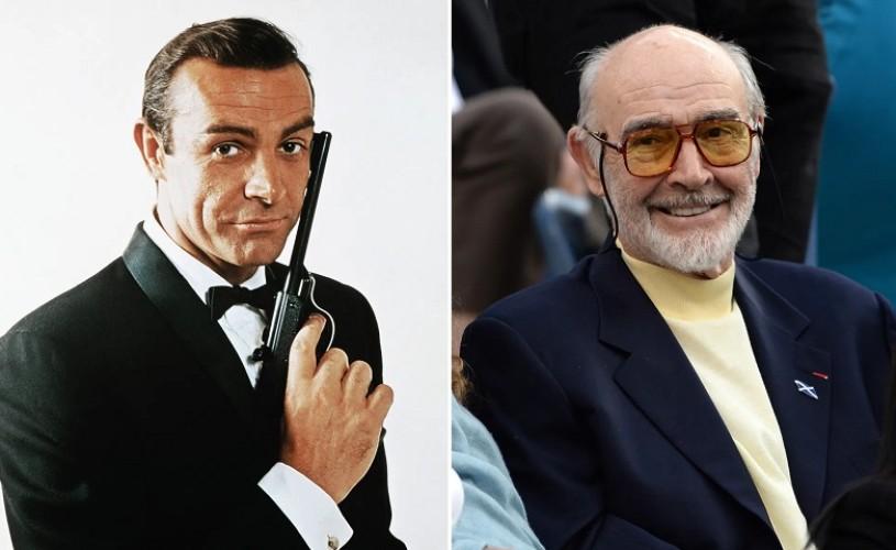 Actorul Sean Connery s-a stins din viață la 90 de ani