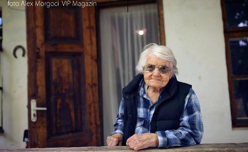 #100VRC. Pictorița basarabeană Valentina Rusu Ciobanu, la 100 de ani
