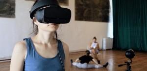 "Tangaj Dance propune ""virtual (living) room"" și alte experiențe performative"