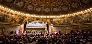 """Stagiunea Filarmonicii """"George Enescu"""" continuă, în regim live, fără spectatori"""