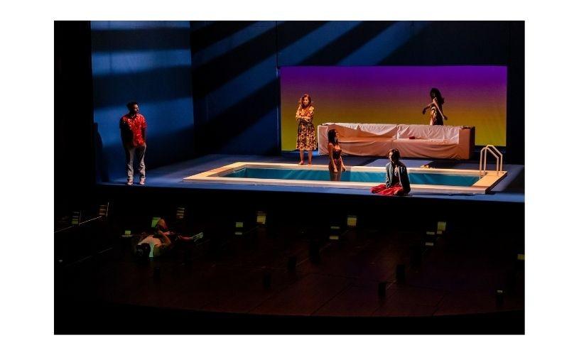 """PREMIERĂ: """"Villa Dolorosa"""" – un teatru al apropierii, despre fiinţe sociale, distanţate social"""