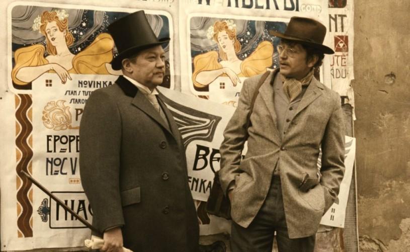 Filmul ceh și începuturile lui