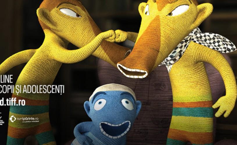 Filme pentru copii și adolescenți la EducaTIFF online