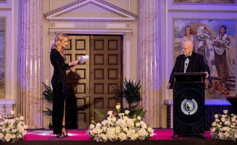 Pe 19 noiembrie, a avut loc decernarea Premiilor Constantin Brâncoveanu 2020