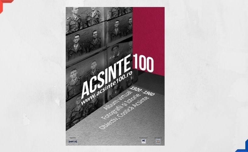 Albumul Acsinte.100 se lansează astăzi!